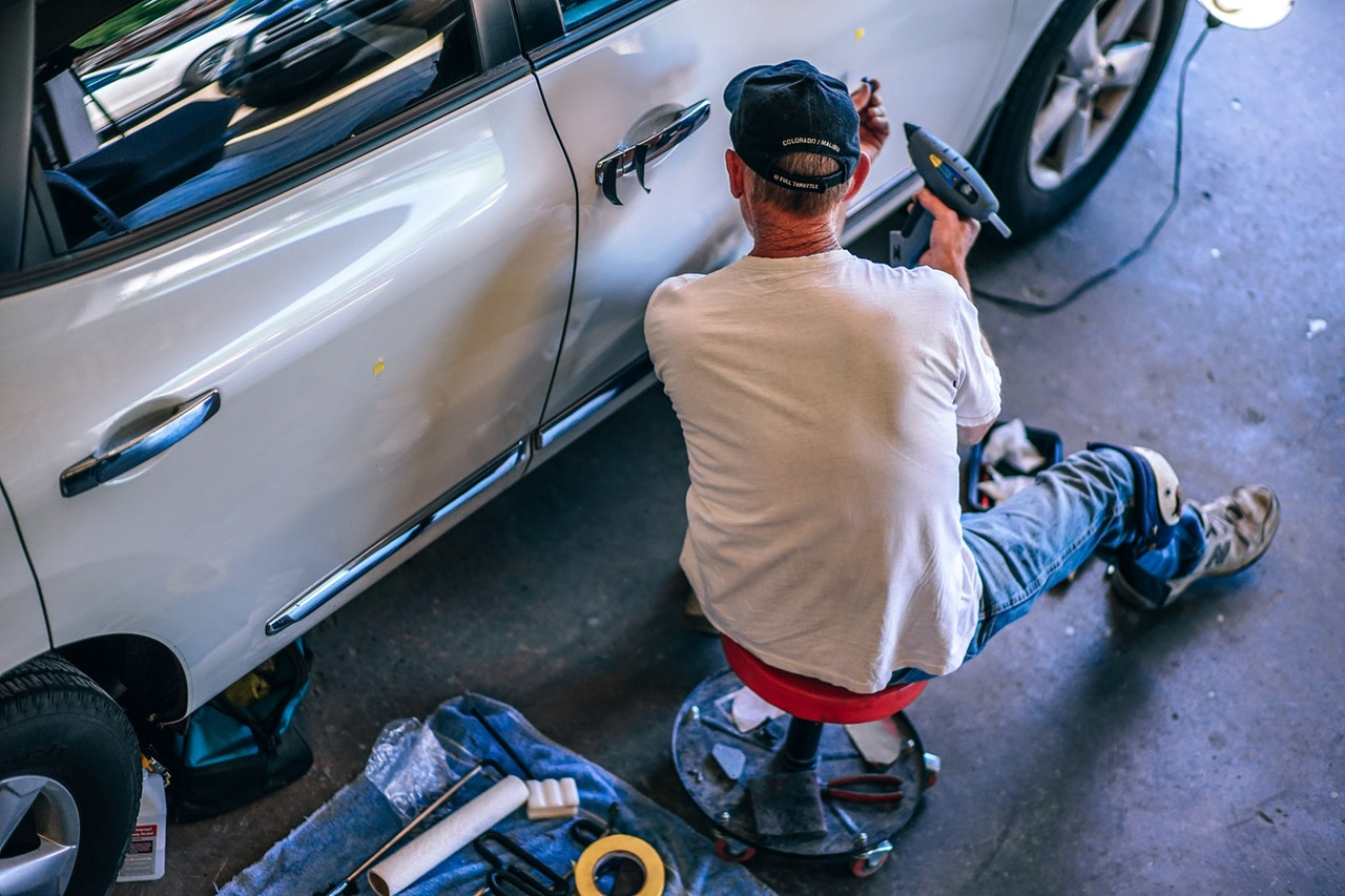 Collision Repair And Refinishing Technology Certificate C60130 Ccc
