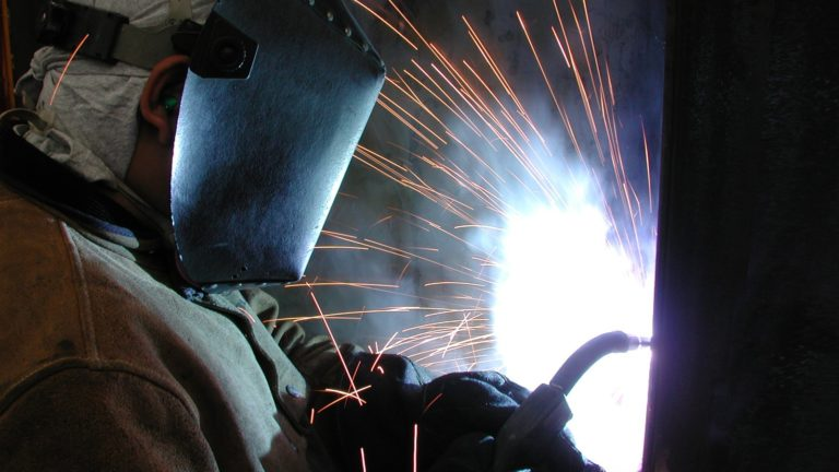 NCCER Level 2 Welding Academy - Cleveland Community College