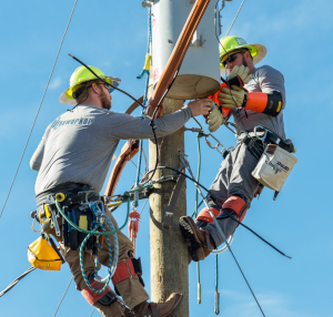 Electrical Lineworkers