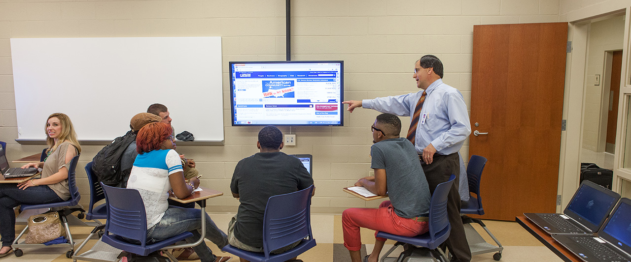 Employment - Cleveland Community College, Shelby, NC